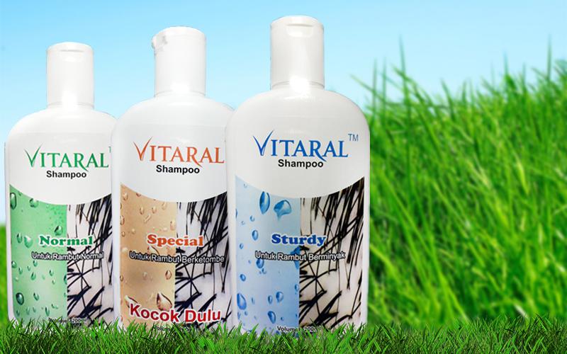 banner shampoo vitaral 3